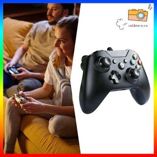 Tay Cầm Chơi Game Có Dây Và Rung Rung Cho Xbox One / Pc N-1