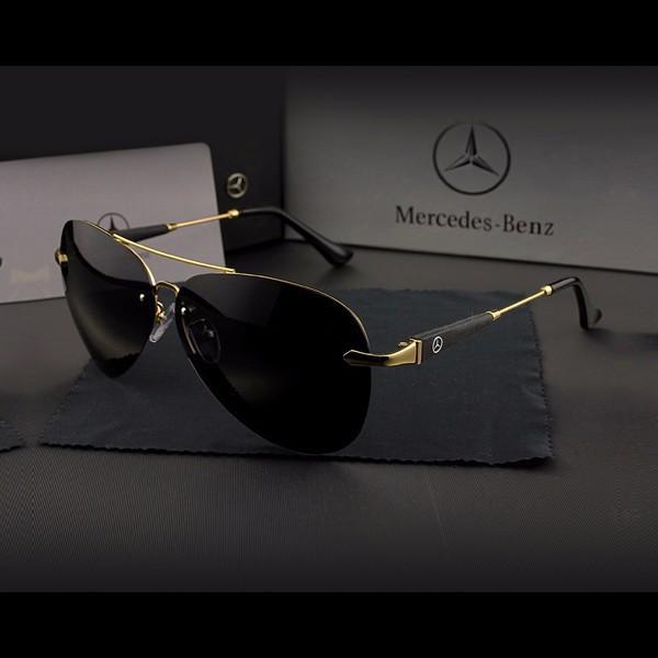 Kính mắt nam Mercedes – Benz sang trọng ( có thẻ bảo hành)