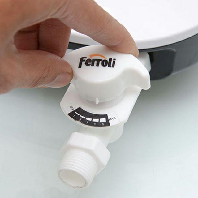 Van khoá máy nước nóng trực tiếp ferroli