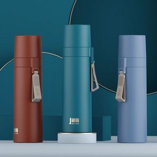 Bình giữ nhiệt Just Love dung tích 500ml kèm nắp cốc, inox 304 bình giữ nhiệt phong cách Hàn Quốc giữ nóng lạnh đến 12h