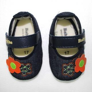 Giày tập đi bé gái BabyOne SS0821 HELLO B&B- HELLO BB