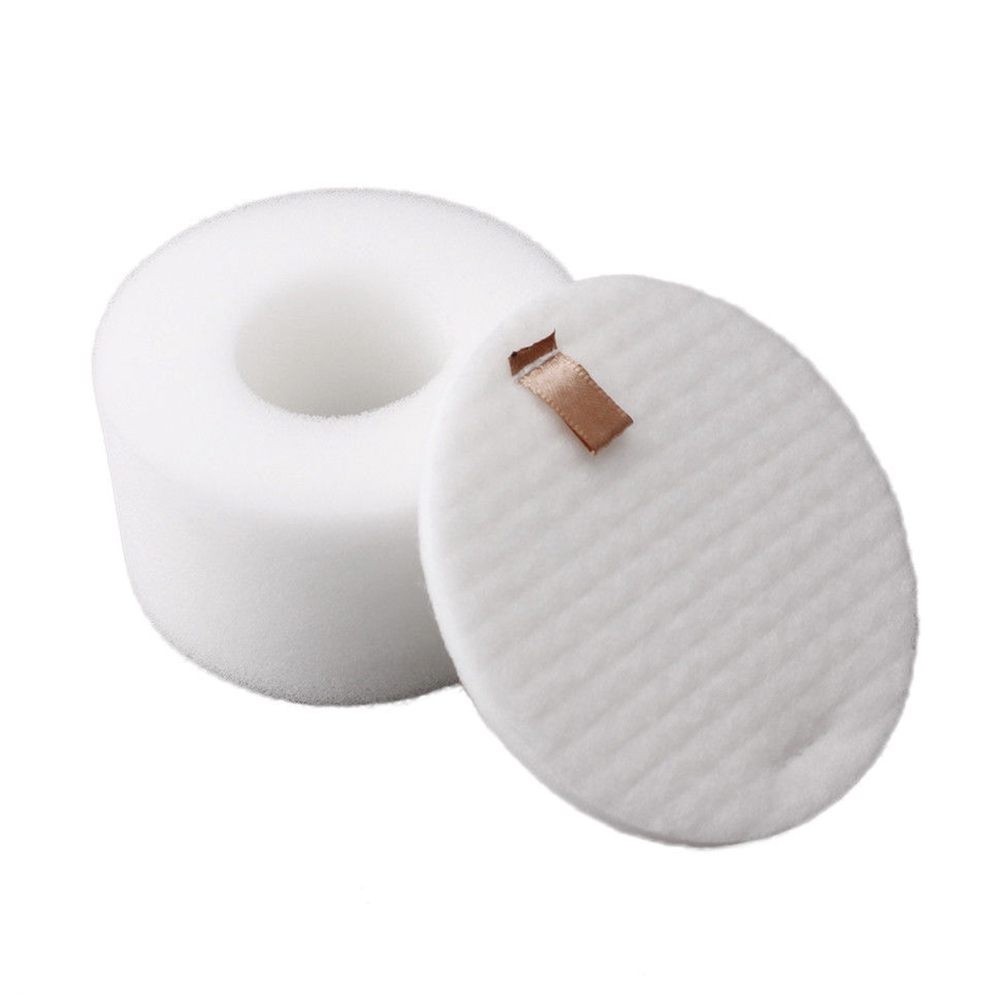Compatible Detachable Foam Felt Replacement Handheld Hepa Filter