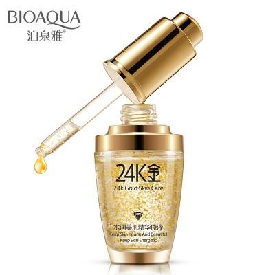 Serum dưỡng da chuyên sâu tinh chất vàng 24k Bioaqua - 3036360 , 1001687976 , 322_1001687976 , 95000 , Serum-duong-da-chuyen-sau-tinh-chat-vang-24k-Bioaqua-322_1001687976 , shopee.vn , Serum dưỡng da chuyên sâu tinh chất vàng 24k Bioaqua