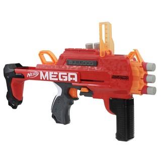 Đồ Chơi Nerf AccuStrike Mega Bulldog cò màu cam nhập từ USA