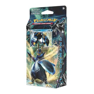 Bài Pokémon chính hãng – Sun & Moon – Ultra Prism Imperial Command Theme Deck
