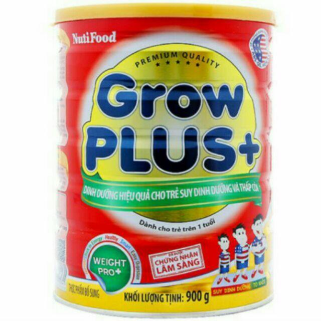 Sữa Grow plus đỏ Nutifood lon 900g cho bé trên 1 tuổi - 22847026 , 322396115 , 322_322396115 , 260000 , Sua-Grow-plus-do-Nutifood-lon-900g-cho-be-tren-1-tuoi-322_322396115 , shopee.vn , Sữa Grow plus đỏ Nutifood lon 900g cho bé trên 1 tuổi