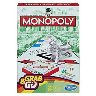 ĐỒ CHƠI CỜ TỶ PHÚ – G&G – Trò chơi Monopoly Cơ bản – B1002