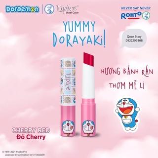 [ Phiên bản giới Hạn ] Son dưỡng có màu tự nhiên LipIce Sheer Color x Doraemon 2.4g Siêu phẩm trong hè 2021 thumbnail