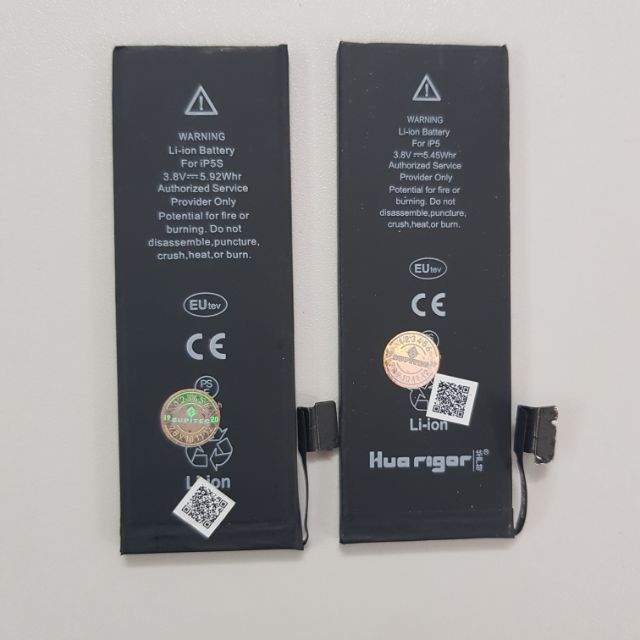 Pin iphone eutev cho iphone 5, 5s, 6, 6s, 6plus, 6splus, 7, 7plus, 8, 8plus,  X