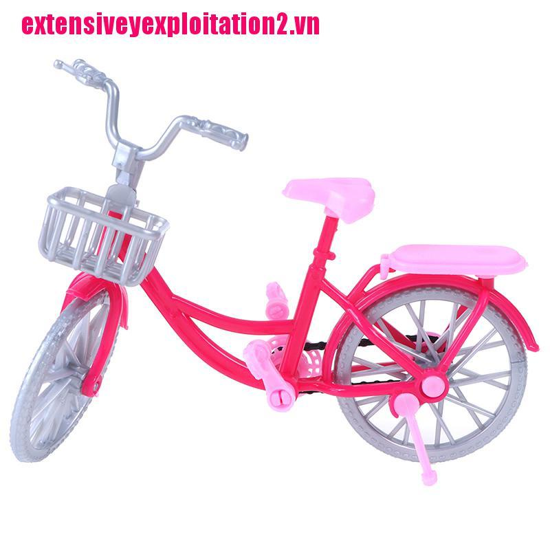 {extensivey2.vn}Doll bicycle toy accessories doll house scene display props 28.5g