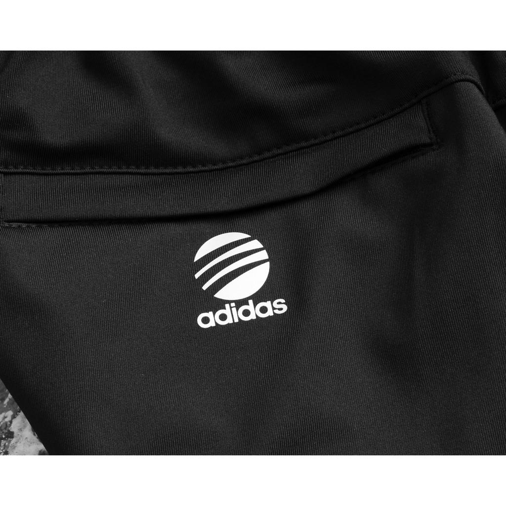 Quần short thun thể thao nam, quần đùi nam thun lạnh das phối sườn - QS40