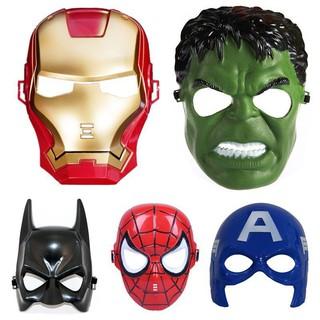 Mặt nạ hóa trang hình siêu anh hùng