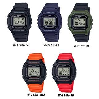 Đồng hồ nam chính hãng Casio Anh Khuê W-218