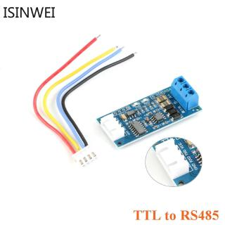 TTL to RS485 Converter Board Module RS485 Mutual Conversion TTL Signal Microcontroller Wide Voltage