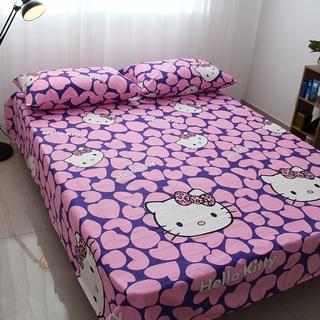 Kích thước tùy chỉnh 1.2 Cotton Hoạt Hình tờ đơn cotton đơn 1.5 1.8 giường đơn ký túc xá cho trẻ em thumbnail