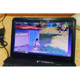 Laptop cũ Sony Vaio PCG-61312W i3 4G ổ 500GB 98%
