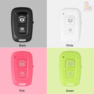 Wireless Bluetooth Remote Shutter Self Timer Portable Remote Control Shutter for Android 4.2.2 & iOS 6.0 and above