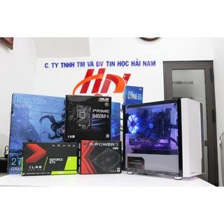 máy tính chơi game (HNC-IN3) core i5-9400F/ GTX 1050ti/ màn 24inch