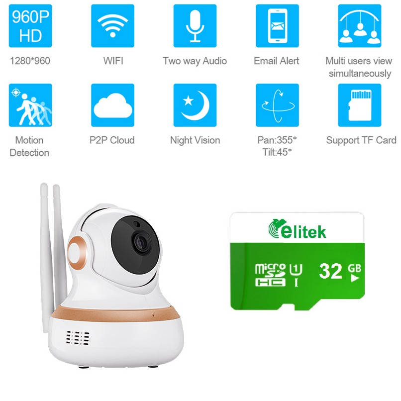Camera IP Vinatech Cloud 960P Dùng App Yoosee + Thẻ Nhớ 32GB - 2658271 , 1252944682 , 322_1252944682 , 669000 , Camera-IP-Vinatech-Cloud-960P-Dung-App-Yoosee-The-Nho-32GB-322_1252944682 , shopee.vn , Camera IP Vinatech Cloud 960P Dùng App Yoosee + Thẻ Nhớ 32GB