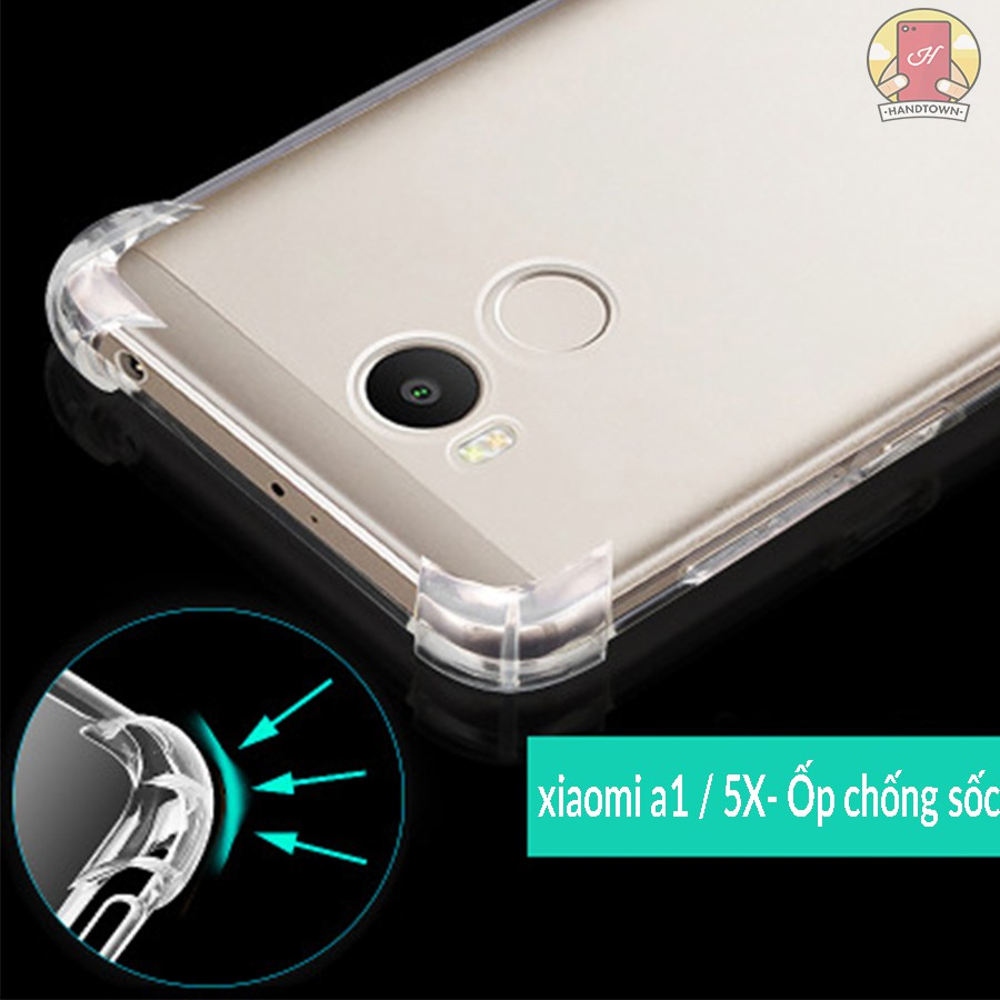XIaomi mi A1 | Ốp silicon xiaomi mia1 MI5X CHỐNG SỐC
