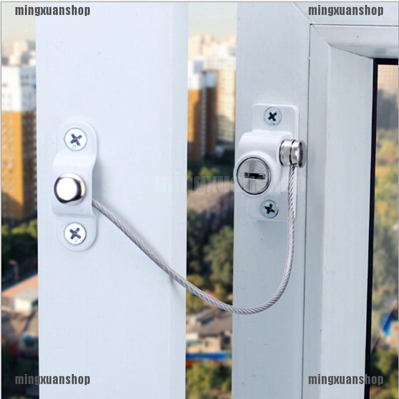 [HOME] Khóa cửa sổ an toàn chống trộm cho bé - 14861158 , 2167032555 , 322_2167032555 , 122500 , HOME-Khoa-cua-so-an-toan-chong-trom-cho-be-322_2167032555 , shopee.vn , [HOME] Khóa cửa sổ an toàn chống trộm cho bé