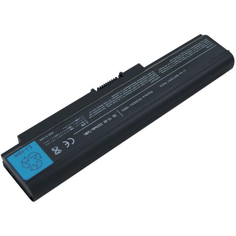 Pin laptop Toshiba Satellite U300 U305 PA3594U PA3593U PA3595U