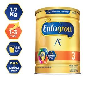 [Date T1 2023] Sữa bột Enfagrow A+3 1.7kg thumbnail