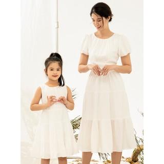 Váy Bé Gái Tơ Ba Tầng DIDO thumbnail