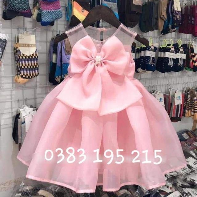 Váy công chúa cao cấp cho bé(12-23kg)
