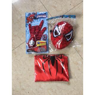 Bộ đóng giả siêu nhân người nhện