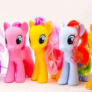 Đồ chơi mô hình chú ngựa pony