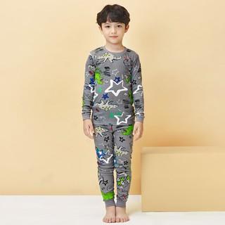 Đồ bộ cotton thu đông 2020 cho bé trai 1-9 tuổi Unifriend Hàn Quốc Uni0790
