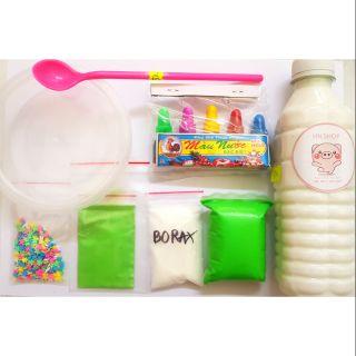 Bộ kit super clay gồm 8 món