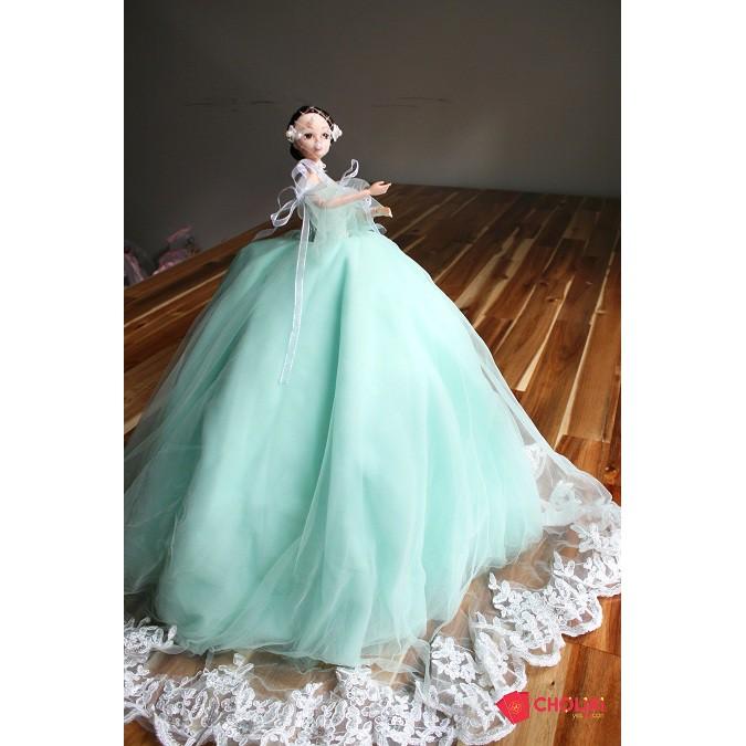 Váy cho búp bê