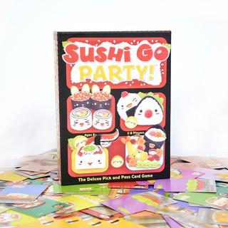 Bộ đồ chơi Sushi Go! Party – Dãy Sushi Băng Chuyền Vui Nhộn