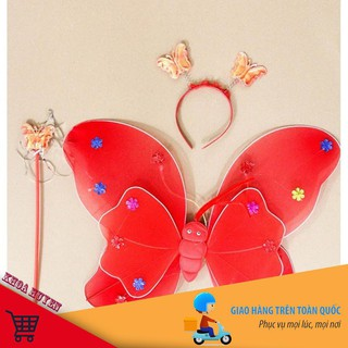 [KHUYẾN MÃI SỐC] Bộ cánh bướm thiên thần đáng yêu siêu tiện dụng |shopee. VnShopdenledz