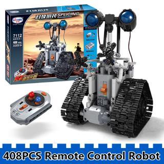 Bộ Đồ Chơi Lắp Ráp Robot Điều Khiển Từ Xa 171 Chi Tiết Cho Bé