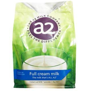 [Mã GROMSPS18 hoàn 8% đơn 199K] Sữa A2 của Úc, Sữa Tươi Nguyên Kem Và Tách Kem Dạng Bột gói 1kg (date 2021)