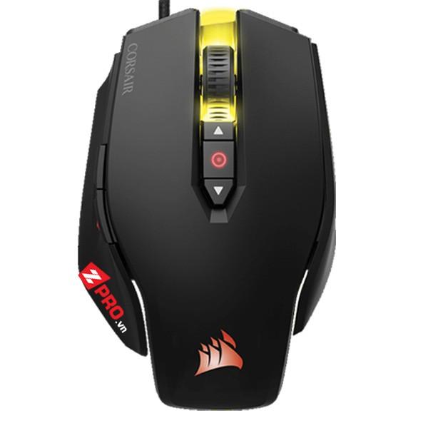 Chuột Corsair M65 Pro RGB Black