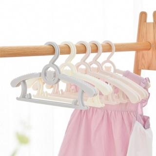 [Mã MKBCSALE1 giảm 8% đơn 250K] [1sét 5c] Móc quần áo cho bé hình gấu