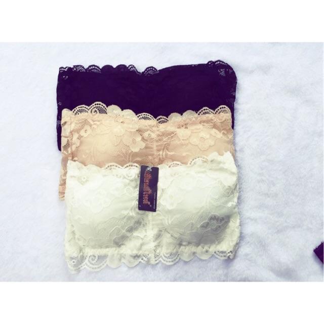 Combo 10 áo bra quây không dây ren - 13622318 , 632604267 , 322_632604267 , 200000 , Combo-10-ao-bra-quay-khong-day-ren-322_632604267 , shopee.vn , Combo 10 áo bra quây không dây ren