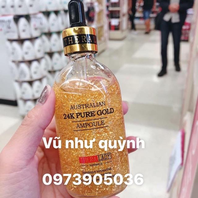 Serum vàng 24k