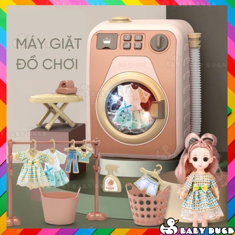 Máy giặt đồ chơi cho bé cao cấp ms180210