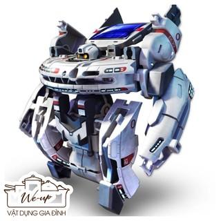 HÀNG XUẤT DƯ_ Bộ Lắp Ráp Năng Lượng Mặt Trời – Robot Không Gian 7 in 1 – 220