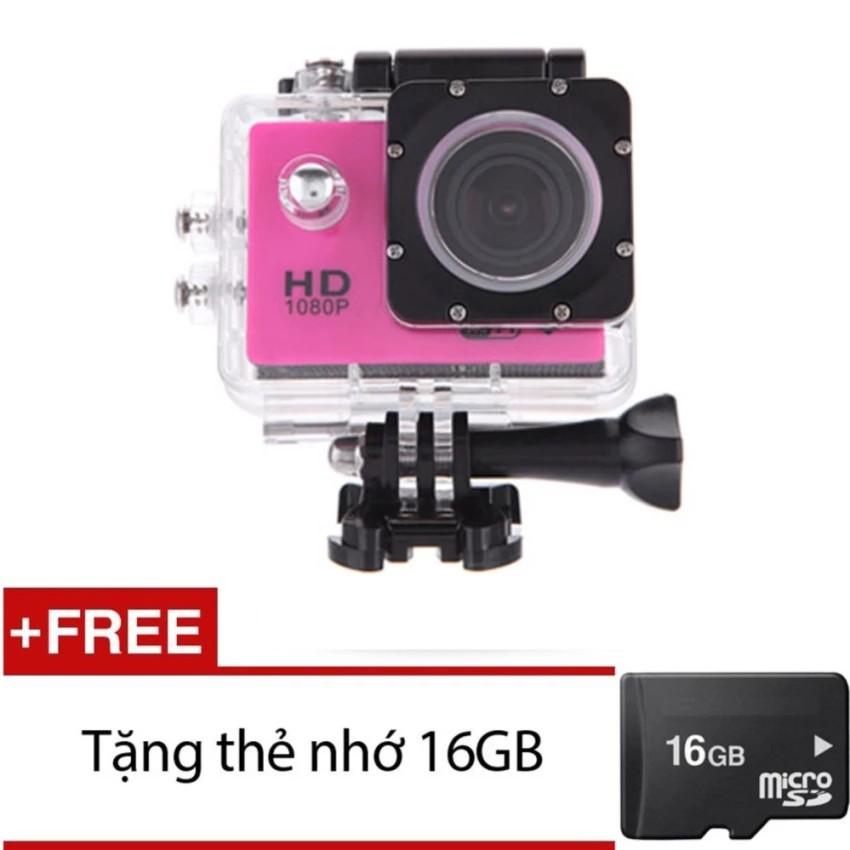 Camera hành trình phượt dành cho xe máy HD 1080 kèm thẻ nhớ 16GB - 3315452 , 624460655 , 322_624460655 , 538000 , Camera-hanh-trinh-phuot-danh-cho-xe-may-HD-1080-kem-the-nho-16GB-322_624460655 , shopee.vn , Camera hành trình phượt dành cho xe máy HD 1080 kèm thẻ nhớ 16GB