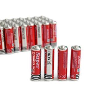 Pin Maxell AA vỉ 4 viên cho camera thiết bị điện tử chuột không dây