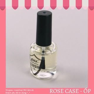 Keo dán chống hở mép kính cường lực dạng lọ siêu tiện dụng, keo dán kính cường lực roseshop196 rose case. thumbnail