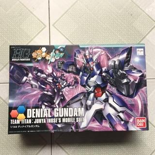 Mô Hình HGBF 037 Denial Gundam