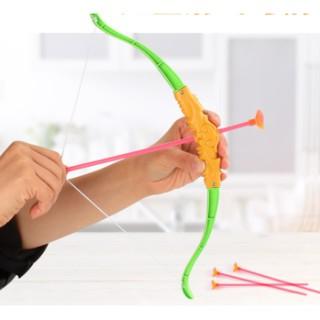 Bộ đồ chơi bắn cung bằng nhựa mềm an toàn cho bé thumbnail
