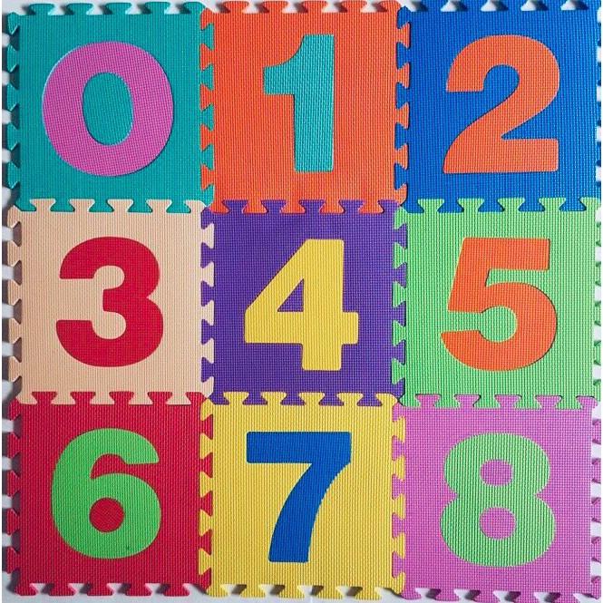 SALE HOT Tấm xốp lót sàn cho bé vui chơi, kích thước 30x30 cm/miếng (1 tấm)